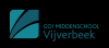 logo GO! Middenschool Vijverbeek