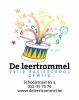 logo Vrije Basisschool De Leertrommel