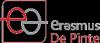 logo GO! atheneum Erasmus De Pinte
