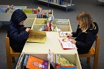 Kinderliteratuur is doordesemd van witte personages